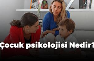 çocuk psikolojisi nedir
